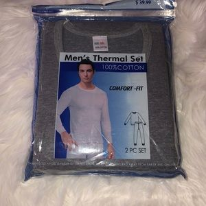 Other - Men's Thermal Set
